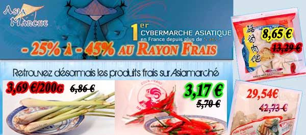 Up to  8% of cashback Asia Marché